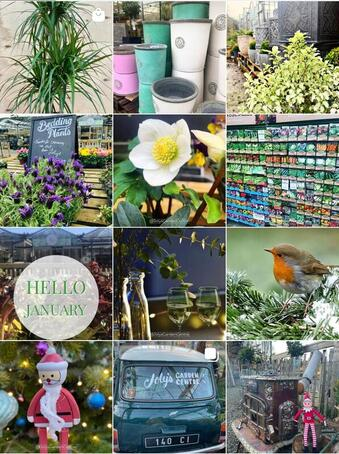Jolys garden centre, Ballinacoola, Glenealy, Co. Wicklow on Instagram